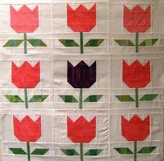 Totally Tulip Block Swap