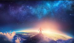 Humans have been wondering whether we alone in the universe since antiquity.We know from the geological record that life started relatively quickly, as soon our planet's environment was stable enough … Carl Sagan, Science Today, Science News, Alien Worlds, Here On Earth, New Earth, Our Planet, Geology, Hd Wallpaper