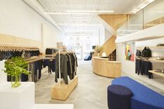 Bring Your 'Outdoor Voices' Inside This Nolita Shop And Community Hub - Design Milk