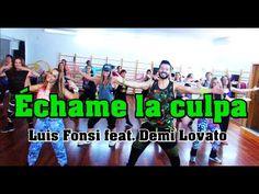 Tara Romano Dance Fitness - Luis Fonsi, Demi Lovato - Échame La Culpa - YouTube
