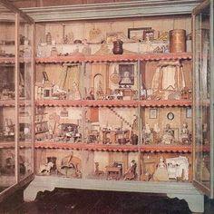 Casa de bonecas de Ann Sharp