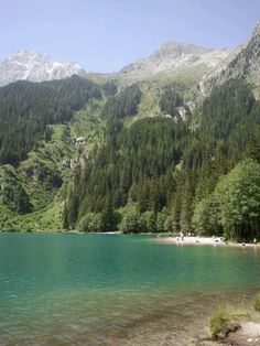 Antholzer See @ Pustertal / Val Pusteria