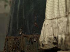 Tytuł sztuki: Biesy Autor: Fiodor Dostojewski Reżyser: Andrzej Wajda Scenograf: Andrzej Wajda Kostiumy Praskowni Drozdow (Zofia Więcławówna) i Lizy Drozdow (Hanna Halcewicz) Data premiery: 29.04.1971