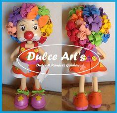 Dulce Art's: PAYASITA