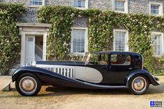 1929 Bugatti Type 41 Royale 'Henri Binder Coupé de Ville'
