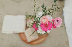 Oscar et Lila - Spring Summer 2015 * Bohemian dreams - #mariagebohème #bohème #Bohemian #deco #decoration #mariage #Wedding #fleurs #flowers #rose #pink