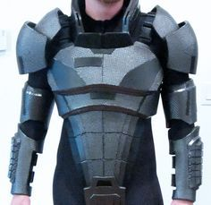 Male shepard n7 armor days 1 thru 6 armors patterns and for Mass effect 3 n7 armor template