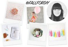 A Few Favourite DIY Instagrammers | @FALLFORDIY | EmmaLouisa.com