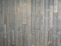 make it really real If you're thinking barn wood paneling would be so cool to have, ours is created with the highest quality wood and craftsmanship you'll find — plus, we don't know of Reclaimed Wood Paneling, Reclaimed Wood Accent Wall, Barn Wood, Wood Cladding, Wood Siding, Cheap Interior Wall Paneling, Accent Wall Panels, Distressed Wood Furniture, Ikea