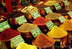Mercado especias