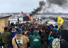 76 water protectors were arrested Wednesday, following state evacuation orders of the Oceti Sakowin camp. The pipeline protest camp was [...]