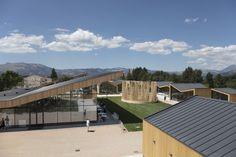 A Christmas Tale of a Post-Quake Reconstruction: Stefano Boeri Architettis Community Rebuilding in Amatrice