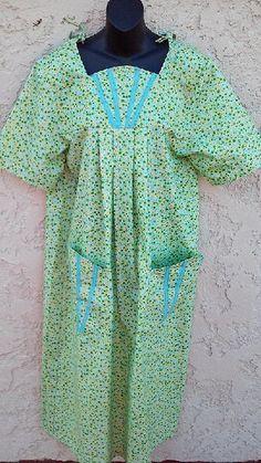 BACK OVERLAP DRESS Adaptive Clothing Comfort by DressWithEase, $42.00