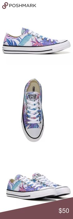 NIB converse chuck taylor sneakers 8 New with box size 8 Converse Shoes Sneakers