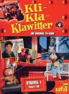 Kli-Kla-Klawitter (Folge 01-26) [4 DVDs]: Amazon.de: Andrea Wagner, Gerhard Krüger, Wolfgang Jansen, Karl Aulitzky, Herbert Mensching, Peter...