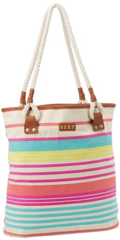 Roxy Juniors Stop Start - #bag #bags #junkydotcom #tote #2013 #summer