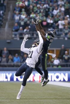 Photo Gallery - Seahawks vs Rams. Great catch by Paul Richardson
