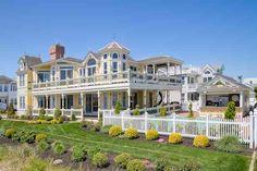 A perfect beach house