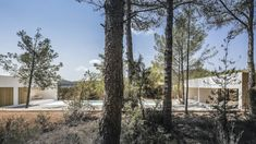 Five Geometric Volumes Form The Expansive Ca l'Amo House In Ibiza - IGNANT