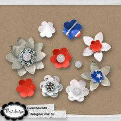 Designers mix 30::09/05 - New Products::Memory Scraps {CU}