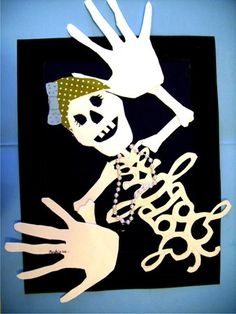 Name Skeleton Art
