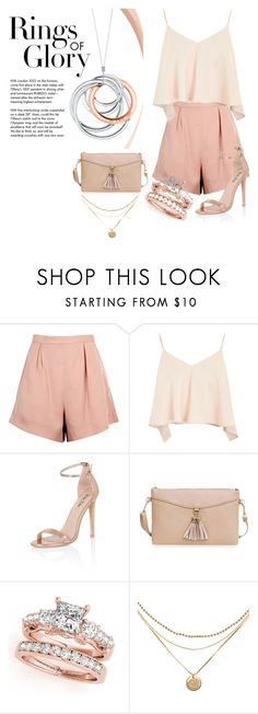 """Untitled #3"" by medinajoguncicm ❤ liked on Polyvore featuring Tiffany & Co., Finders Keepers, Topshop and Chi Chi"