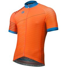 Ascent Air 2.0 Cycling Jersey Men's | Bike Jerseys for Men | Pactimo