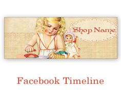 Personalized Facebook Timeline Banner Cover with by FrezeArt, $3.00