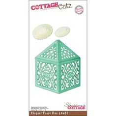 CottageCutz Made Easy Die Elegant Favor Box at Joann.com