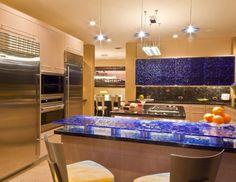 modern kitchen by Tate Studio Architects