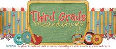 Another third grade blog :)