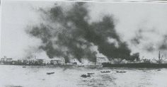 Izmir burning Hellenic Army, First World, Old Photos, Greece, The Past, Turkey, History, Old Pictures, Greece Country