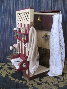 1000 Images About Dollhouse Mini Rooms On Pinterest