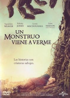 Un monstruo viene a verme [Vídeo (DVD)] / director, J.A. Bayona