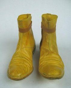 Carol Christian Poell Wrap Around Boots