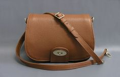 Women bag of MAGNOLIA from a genuine leather. Fashion bag. Leather handbags
