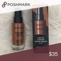 Smashbox Studio skin foundation Makeup Foundation