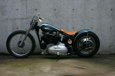 Harley-Davidson Ironhead by SPICE MOTORCYCLES