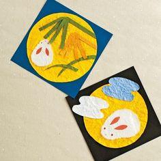 お月見の制作アイデア集【季節の制作】|高齢者介護をサポートするレクリエーション情報誌『レクリエ』 Diy And Crafts, Arts And Crafts, Paper Crafts, Chinese Holidays, Mid Autumn Festival, Moon Cake, Autumn Activities, Art School, Kids Rugs