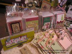 schwooo! by stampinangie: Christmas Bazaar Re-Cap