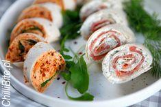 Roladki z Tortilli: TOP 15 Idealnych Przepisów na Przekąski Idealne na Imprezę! Sushi, Sandwiches, Food Porn, Food And Drink, Ethnic Recipes, Foods, Blog, Pies, Food Food