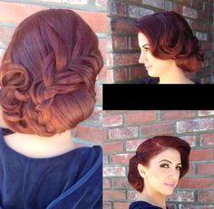 Hair by Seda at Fames Beauty Salon.