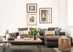 Find comfort and warmth in every day life with these Scandi styling tips from Morten Georgsen.
