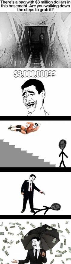 Would u?   Meme on Daily LOL Pics