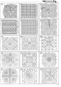 2180 Crochet Motifs - Donna Taylor - Álbumes web de Picasa