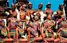 The above picture shows an African choir performing. In South Africa, choirs are common and traditional folk songs have been made into choral music. Many types of music and dance exist such as the popular mbaqanga dance music, Kwaito music which mixes African melodies and lyrics with hip-hop and reggae, and Kwela which incorporates distinctive penny whistle. Although traditional music is listened to, South Africans also like pop, rap, classical, punk, and many others types of music.
