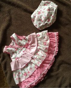 Look what i won:) Baby Girl Carters Dress 6 Months