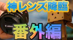 【単焦点レンズ】初の単焦点レンズ Canon EF50mm F1.8 II がやってきた!番外編【mucciTV】sub4sub