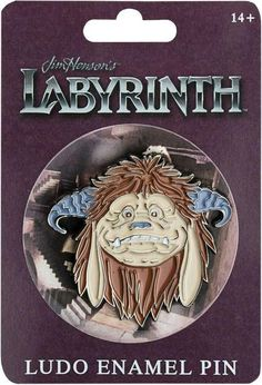 Collectables - Labyrinth - Ludo Enamel Pin