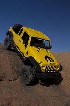 Jeep Wrangler JK-8 Independence package